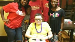 Ronald McDonald House Atlanta gets it's first It's My Birthday party!!